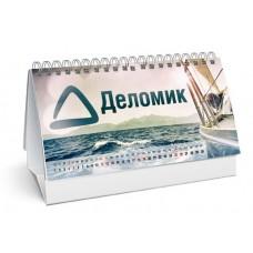Календарь домик настольный 210х108 мм