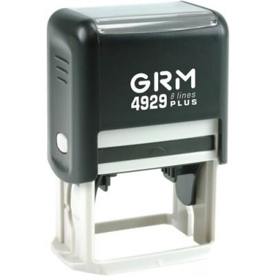 Автоматическая оснастка для прямоугольного штампа GRM 4929 PLUS (50x30 мм)